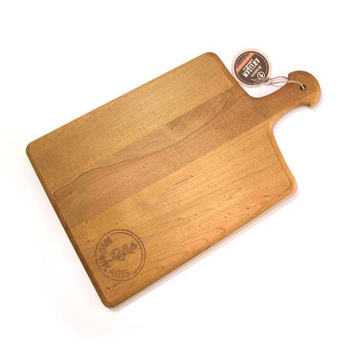 Wood Handle Cutting Board Idyllwild Arts