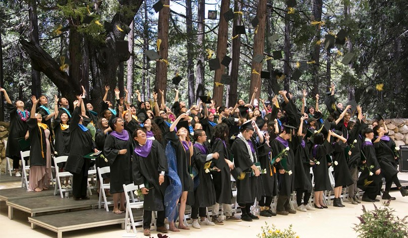 2017 Commencement & Baccalaureate – Idyllwild Arts Academy