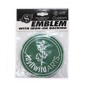 Iron On Emblem