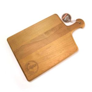 Wood Handle Cutting Board