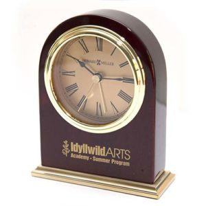 Parnell Arch Desk Clock