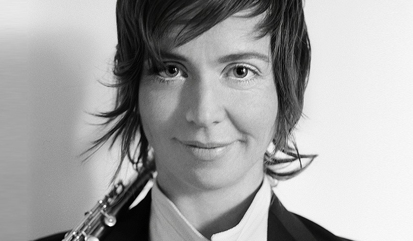 Alumni Claire Chase Appointed To Harvard's Music Department Faculty