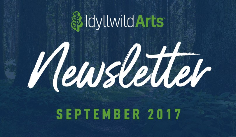 September2017 Newsletter