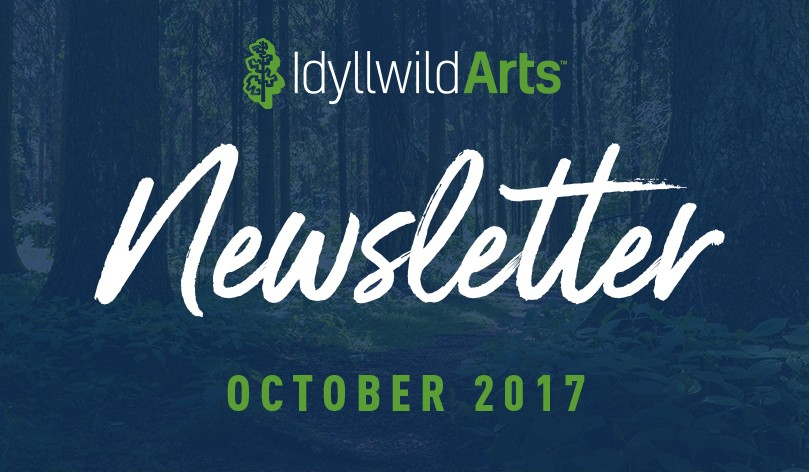 October Newsletter 2017