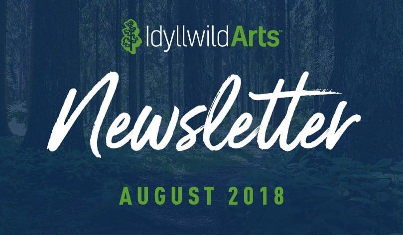 Newsletter | August 2018