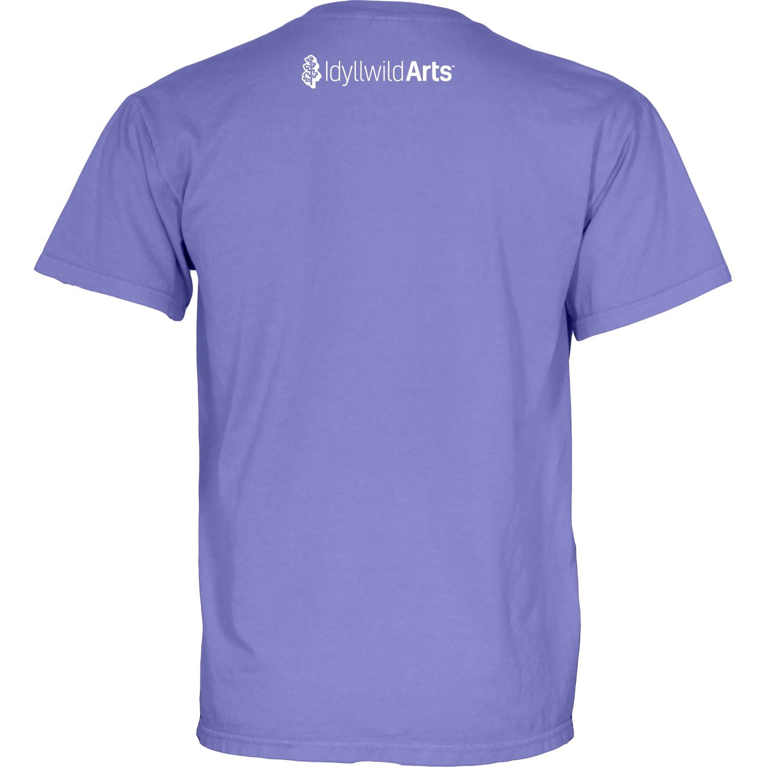 Mens Purple Back