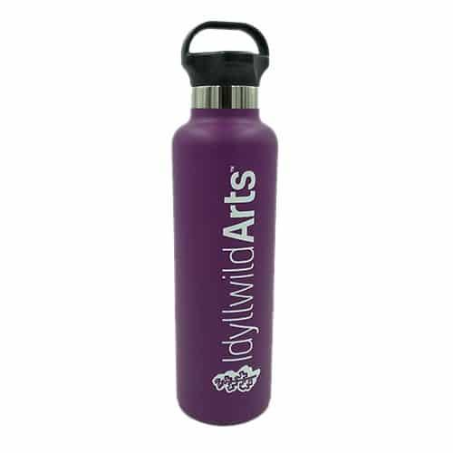 Flask Purple
