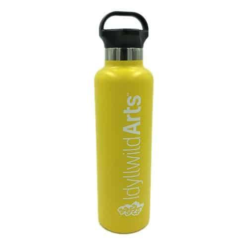 Flask Yellow