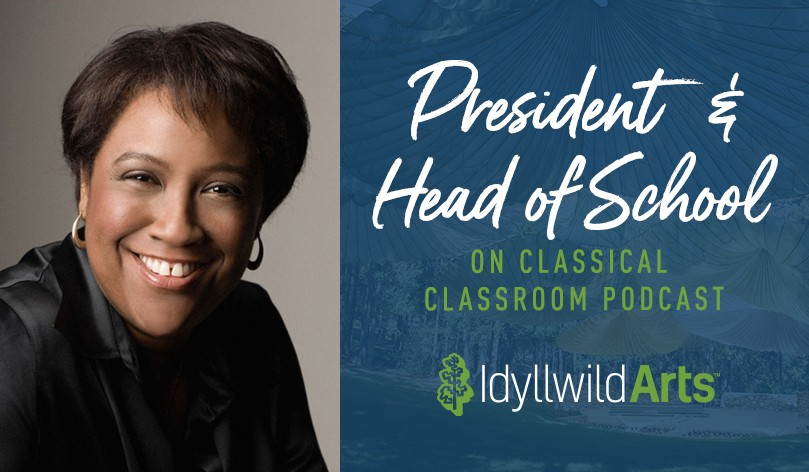 "Pamela Jordan, Along With Dr. Douglas Ashcraft, On ""Classical Classroom"" Podcast"