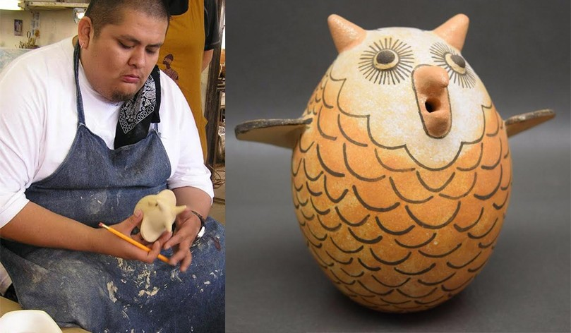 Not Just Decorative: Zuni Pottery For An Idyllwild Arts Summer