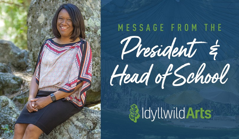Message From The President & Head Of School