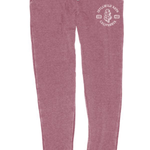 Jogger Pants Burnout Wash Fleece