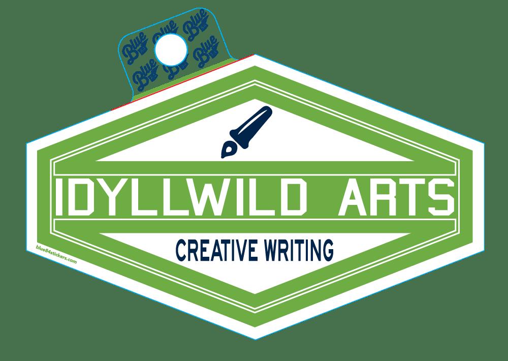 STICKER Creative Writing